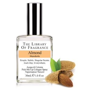AMANDE PARFUM THE LIBRARY OF FRAGRANCE