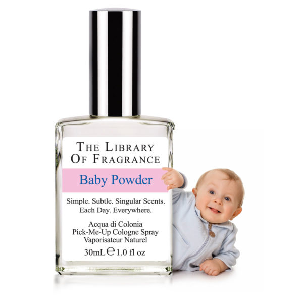 BABY POWDER PARFUM THE LIBRARY OF FRAGRANCE