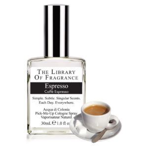 ESPRESSO PARFUM THE LIBRARY OF FRAGRANCE