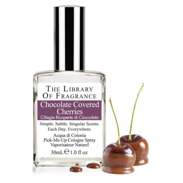 CERISES ENROBEES AU CHOCOLAT PARFUM THE LIBRARY OF FRAGRANCE