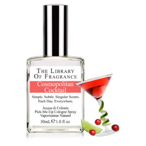 COSMOPOLITAIN PARFUM THE LIBRARY OF FRAGRANCE