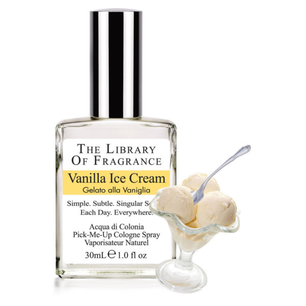 GLACE A LA VANILLE PARFUM THE LIBRARY OF FRAGRANCE