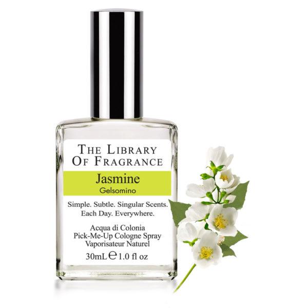 JASMIN PARFUM THE LIBRARY OF FRAGRANCE