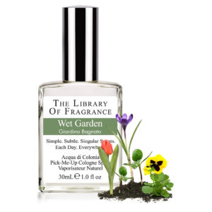 JARDIN MOUILLE PARFUM THE LIBRARY OF FRAGRANCE