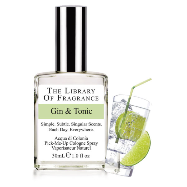 GIN TONIC PARFUM THE LIBRARY OF FRAGRANCE