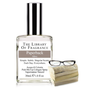LIVRE PARFUM THE LIBRARY OF FRAGRANCE