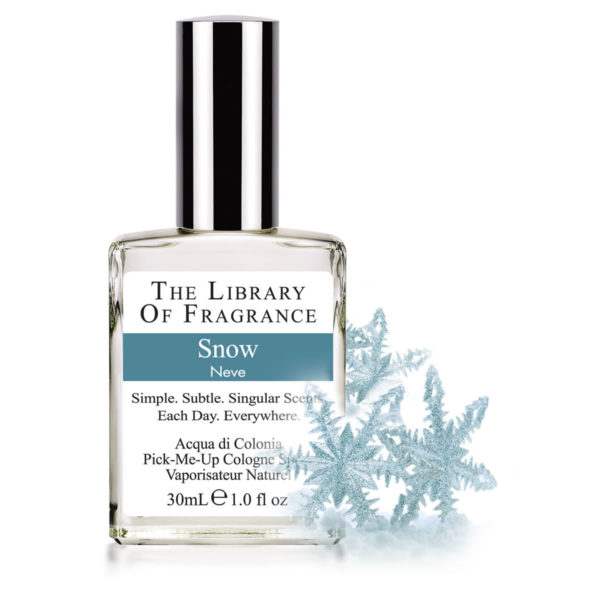 NEIGE PARFUM THE LIBRARY OF FRAGRANCE