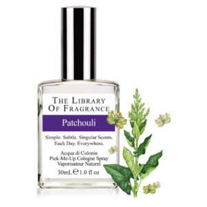 PATCHOULI PARFUM THE LIBRARY OF FRAGRANCE