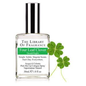 TREFLE A QUATRE FEUILLES PARFUM THE LIBRARY OF FRAGRANCE