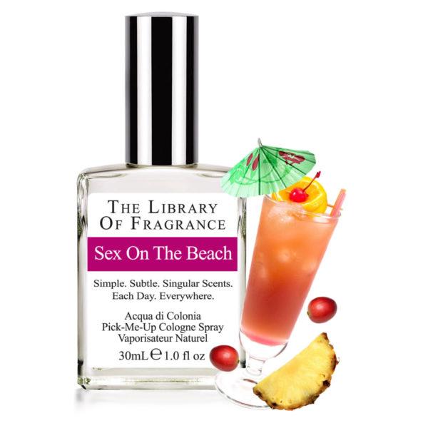 SEX ON THE BEACH PARFUM THE LIBRARY OF FRAGRANCE