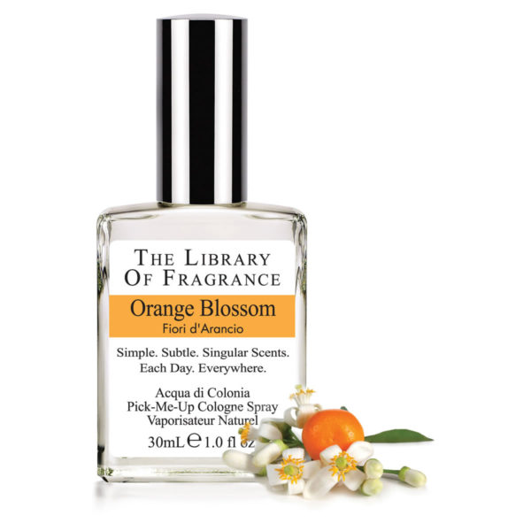 FLEUR D'ORANGER PARFUM THE LIBRARY OF FRAGRANCE