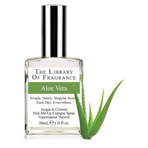 ALOE VERA PARFUM THE LIBRARY OF FRAGRANCE