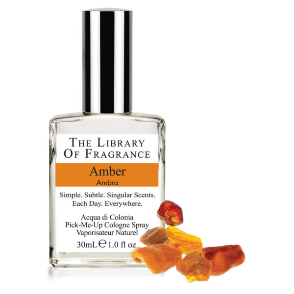 AMBRE PARFUM THE LIBRARY OF FRAGRANCE