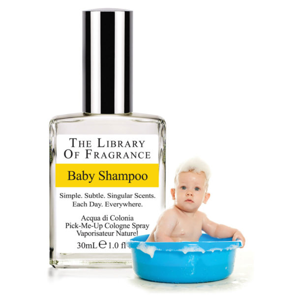 BABY SHAMPOO PARFUM THE LIBRARY OF FRAGRANCE