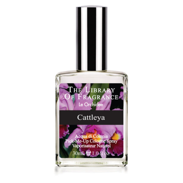 ORCHIDEE CATTLEYA PARFUM THE LIBRARY OF FRAGRANCE