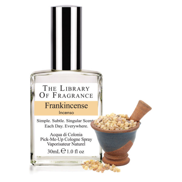 RESINE D'ENCENS PARFUM THE LIBRARY OF FRAGRANCE