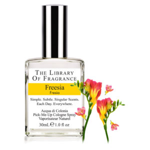FREESIA PARFUM THE LIBRARY OF FRAGRANCE