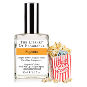 POPCORN PARFUM THE LIBRARY OF FRAGRANCE