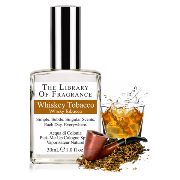 WHISKY TABAC PARFUM THE LIBRARY OF FRAGRANCE