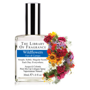 FLEURS SAUVAGES PARFUM THE LIBRARY OF FRAGRANCE