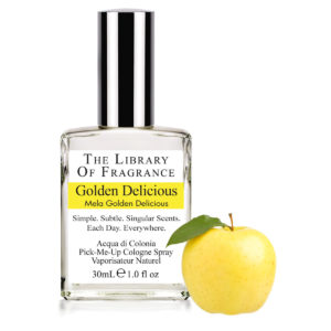 POMME GOLDEN PARFUM THE LIBRARY OF FRAGRANCE