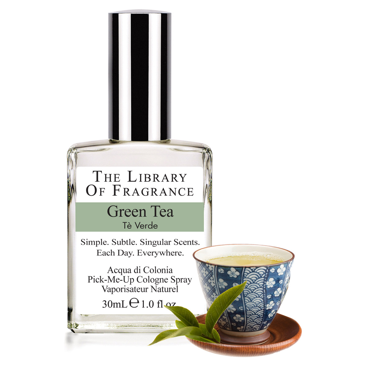 THE VERT PARFUM THE LIBRARY OF FRAGRANCE