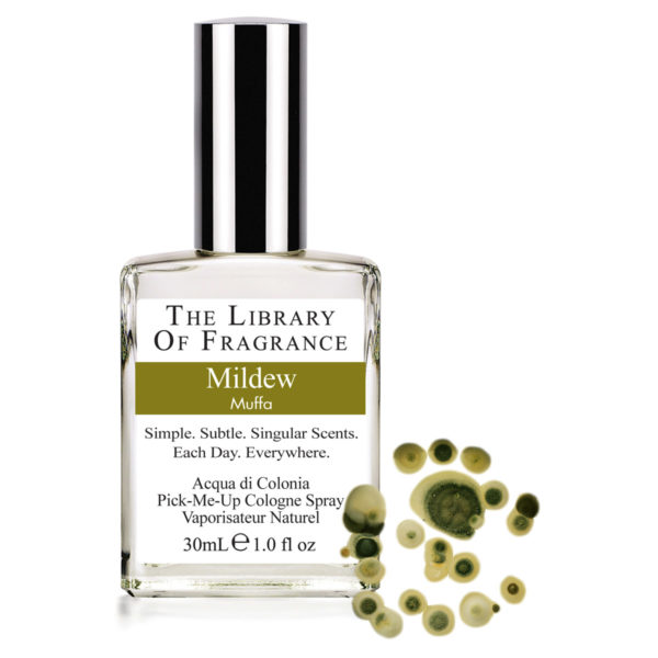 MOISISSURE PARFUM THE LIBRARY OF FRAGRANCE