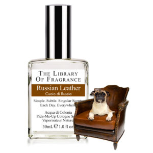 CUIR RUSSE PARFUM THE LIBRARY OF FRAGRANCE