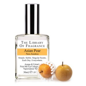 POIRE ASIATIQUE PARFUM THE LIBRARY OF FRAGRANCE