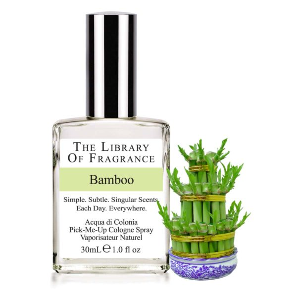 BAMBOU PARFUM THE LIBRARY OF FRAGRANCE