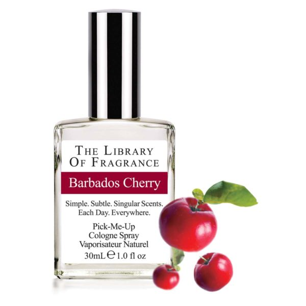 CERISE BARBADE PARFUM THE LIBRARY OF FRAGRANCE