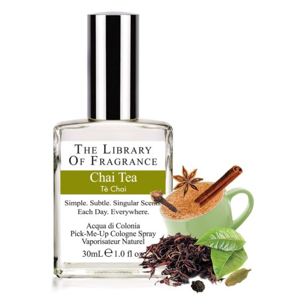 THE CHAI PARFUM THE LIBRARY OF FRAGRANCE
