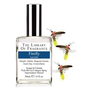 LIBELLULE PARFUM THE LIBRARY OF FRAGRANCE