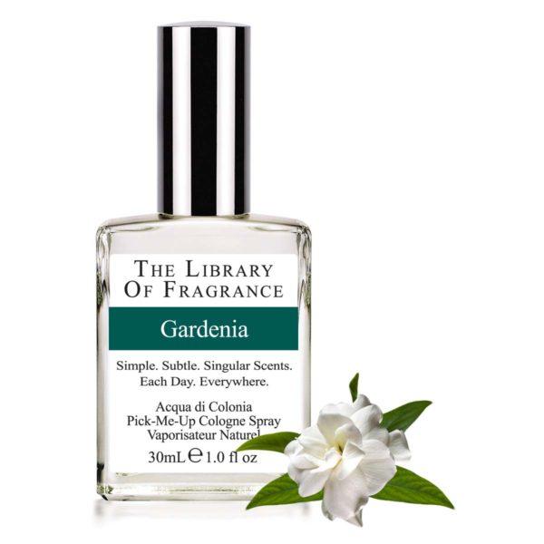 GARDENIA PARFUM THE LIBRARY OF FRAGRANCE
