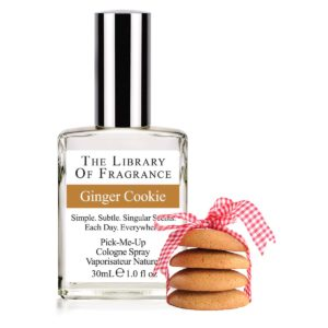 COOKIE AU GINGEMBRE PARFUM THE LIBRARY OF FRAGRANCE