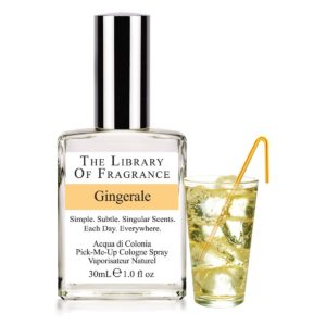 GINGERALE PARFUM THE LIBRARY OF FRAGRANCE