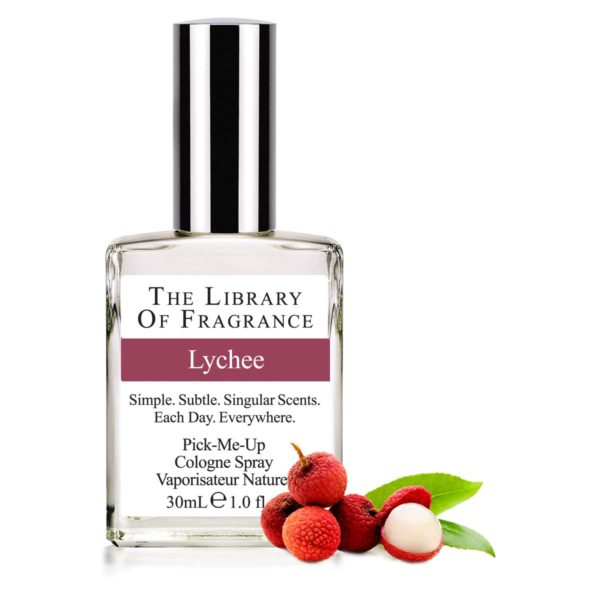 LITCHI PARFUM THE LIBRARY OF FRAGRANCE