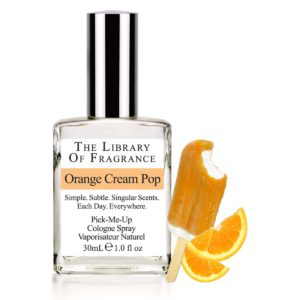 GLACE A L'ORANGE PARFUM THE LIBRARY OF FRAGRANCE