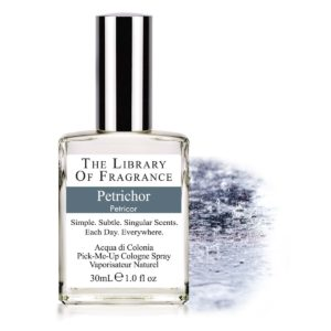 PETRICHOR PARFUM THE LIBRARY OF FRAGRANCE