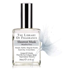 USC PUR PARFUM THE LIBRARY OF FRAGRANCE