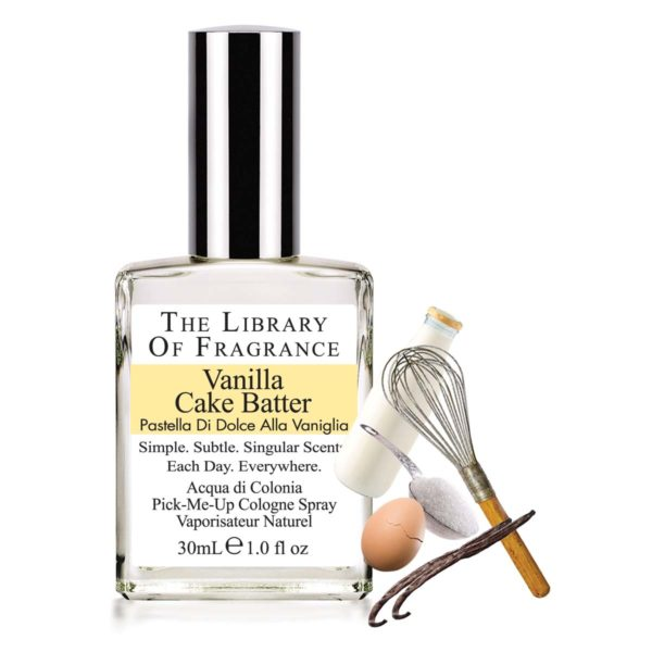 PATE A GATEAU A LA VANILLE PARFUM THE LIBRARY OF FRAGRANCE
