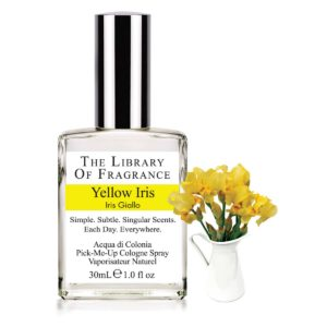 IRIS JAUNE PARFUM THE LIBRARY OF FRAGRANCE