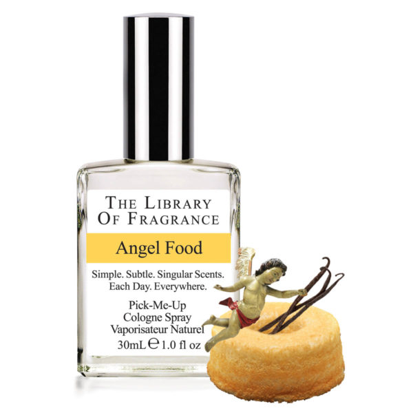 GENOISE PARFUM THE LIBRARY OF FRAGRANCE