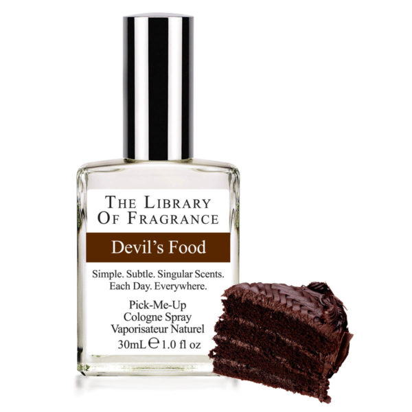 GATEAU DU DIABLE PARFUM THE LIBRARY OF FRAGRANCE