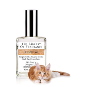 KITTEN FUR PARFUM THE LIBRARY OF FRAGRANCE