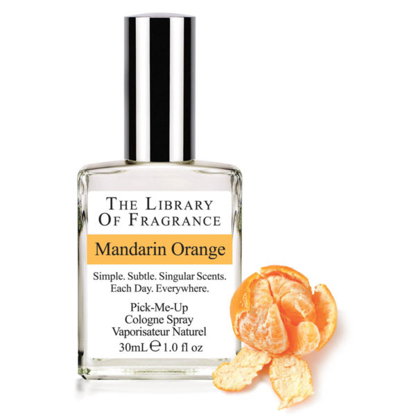 MANDARINE PARFUM THE LIBRARY OF FRAGRANCE