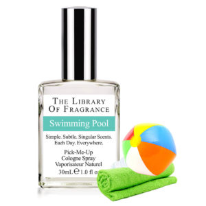 PISCINE PARFUM THE LIBRARY OF FRAGRANCE