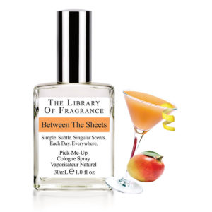 BETWEEN THE SHEETS PARFUM THE LIBRARY OF FRAGRANCE