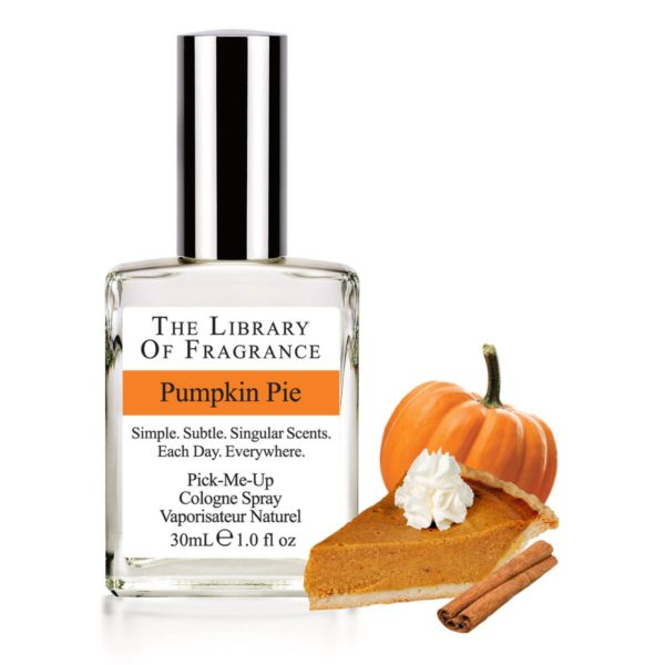TARTE A LA CITROUILLE PARFUM THE LIBRARY OF FRAGRANCE