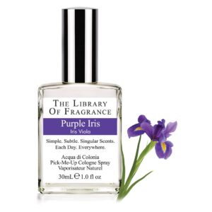 IRIS MAUVE PARFUM THE LIBRARY OF FRAGRANCE